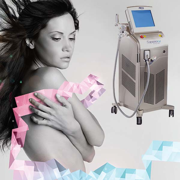 Soprano ICE Pain-Free Laser Hair Removal in Liverpool